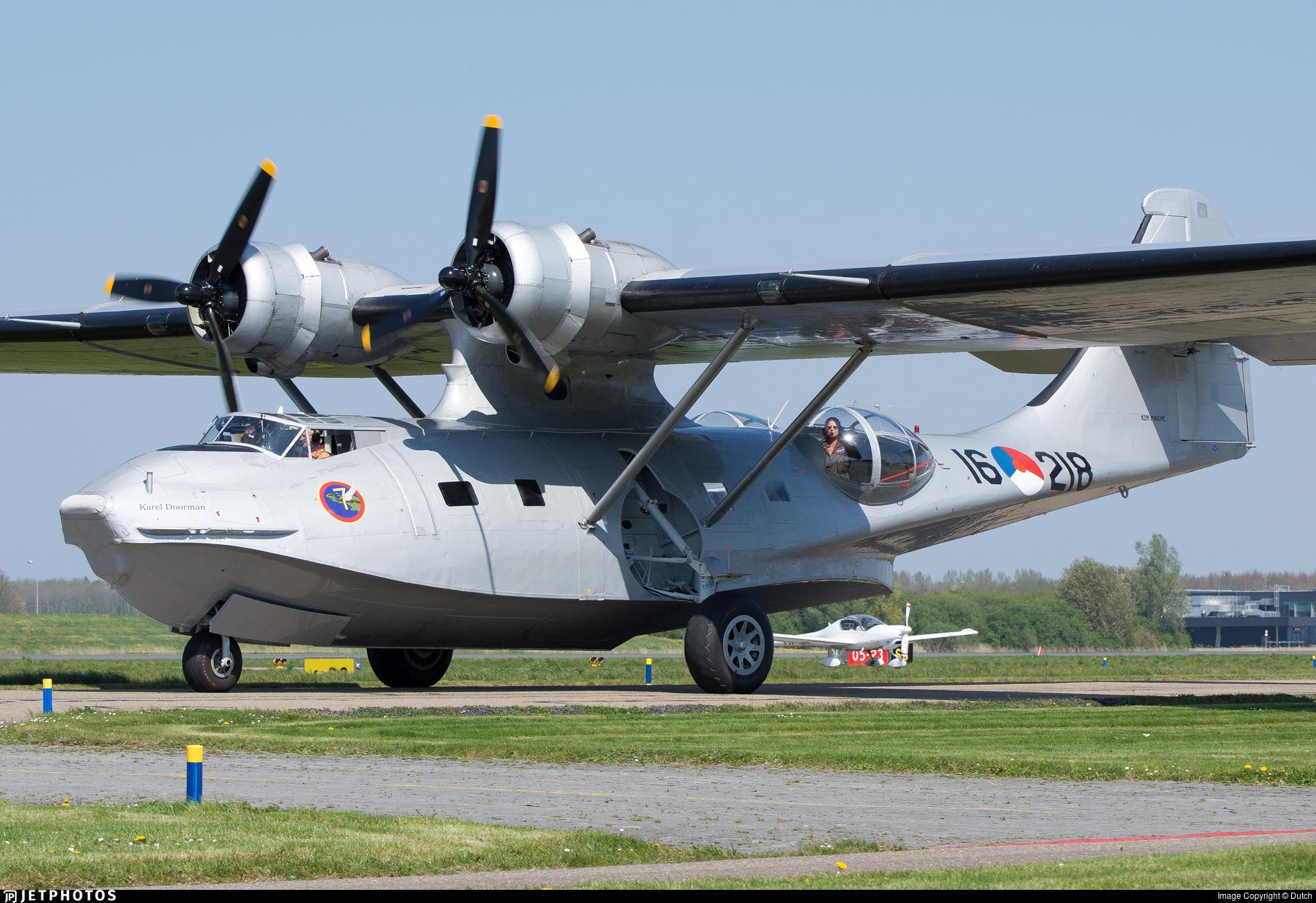 PH-PBY - Consolidated PBY-5A Catalina - Stichting Catalina