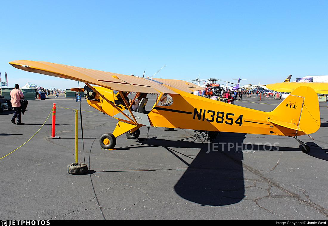 N13854 - American Legend AL3 Cub - Private