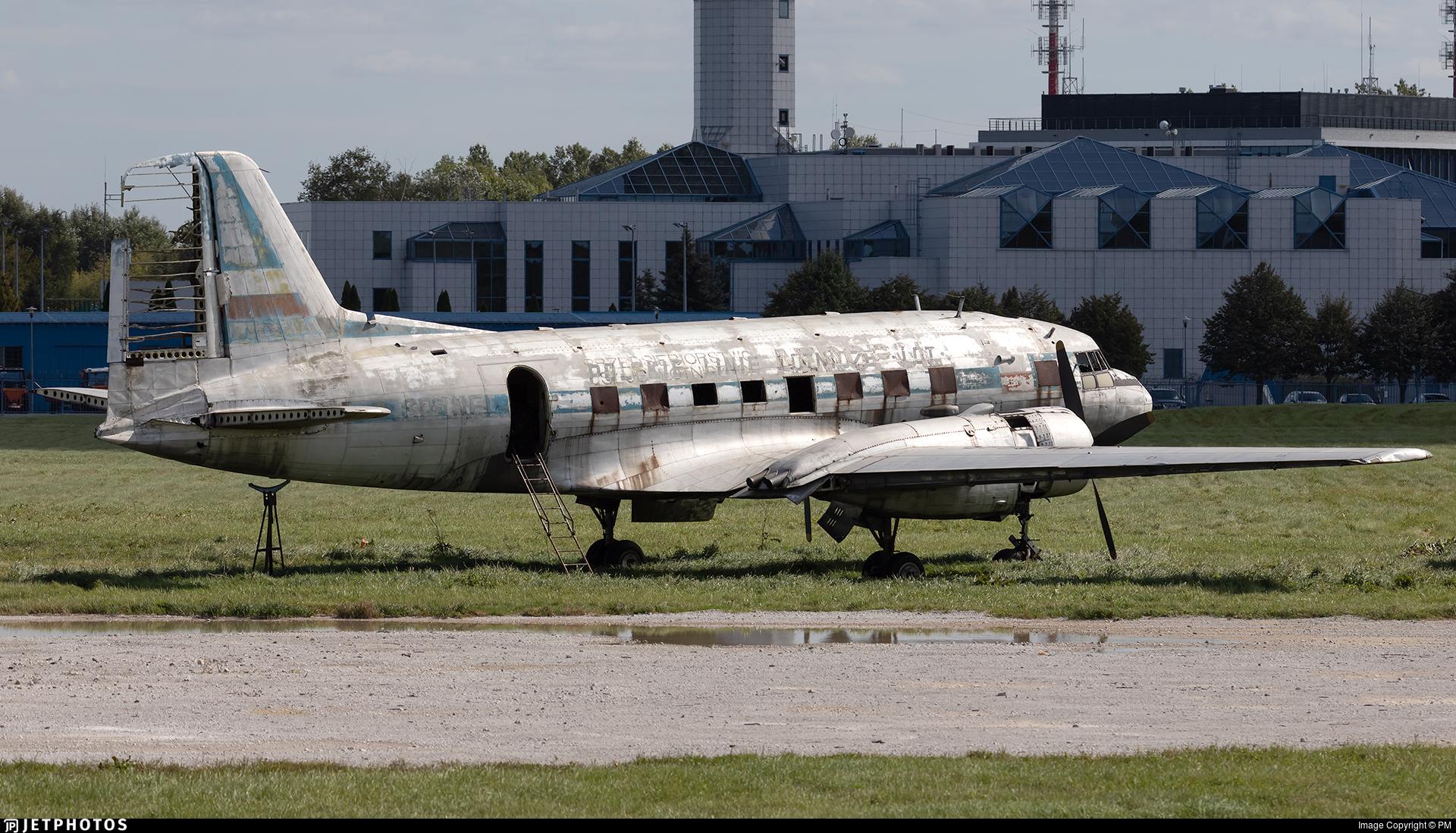 SP-LNE - Ilyushin IL-14P - LOT Polish Airlines