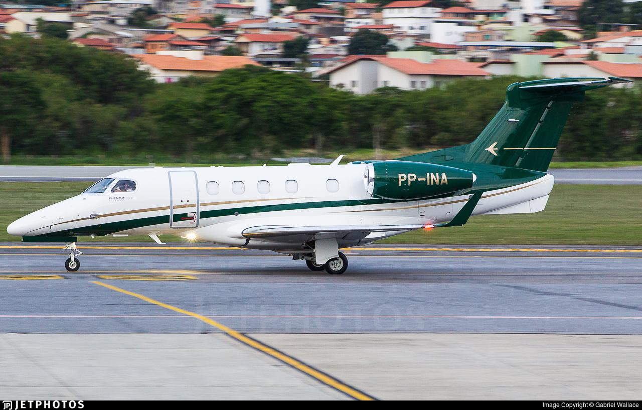 PP-INA - Embraer 505 Phenom 300 - Private