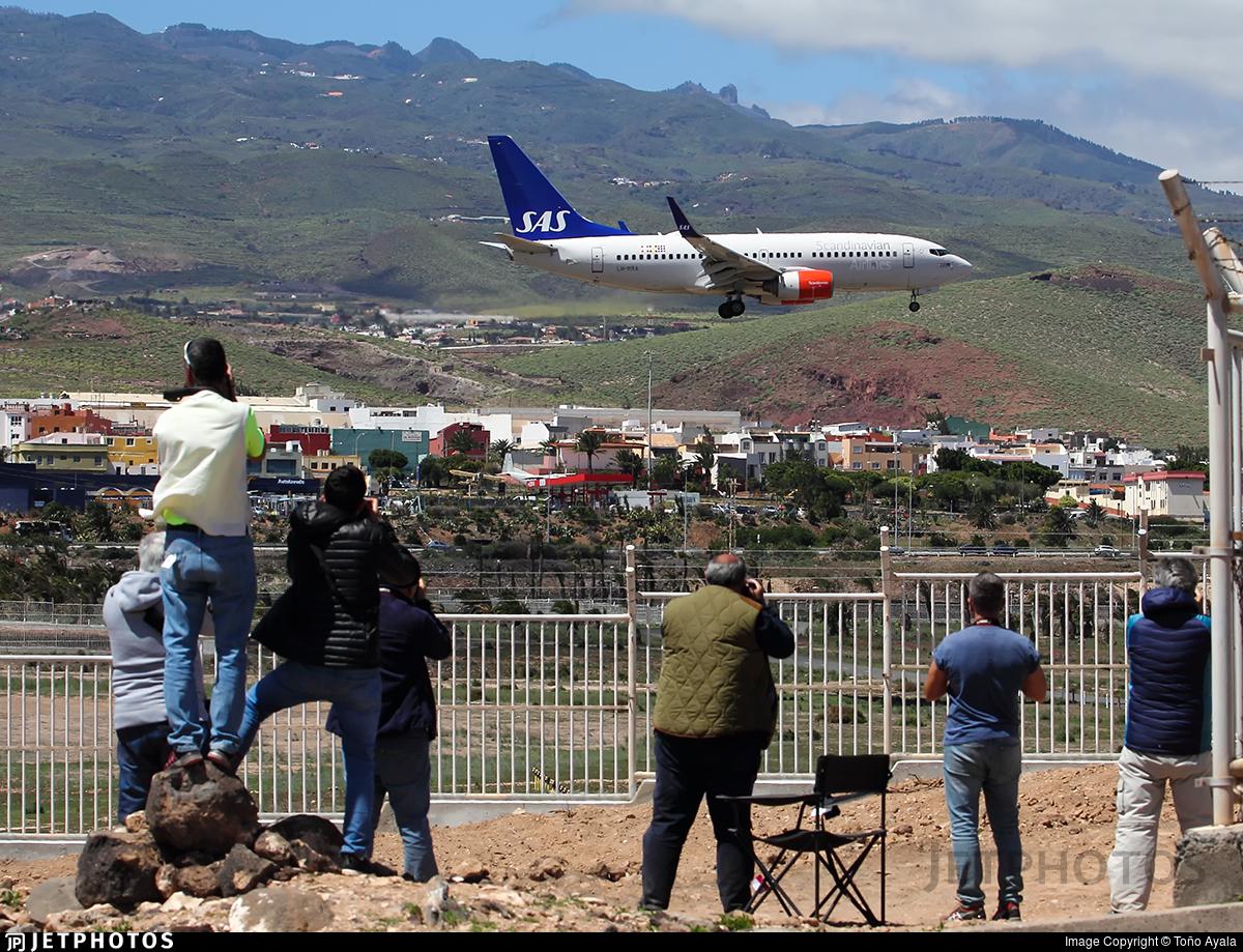 GCLP - Airport - Spotting Location