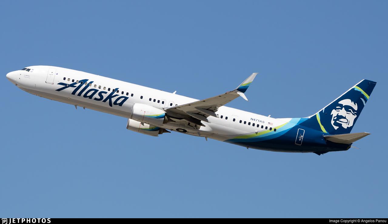 N471AS - Boeing 737-990ER - Alaska Airlines