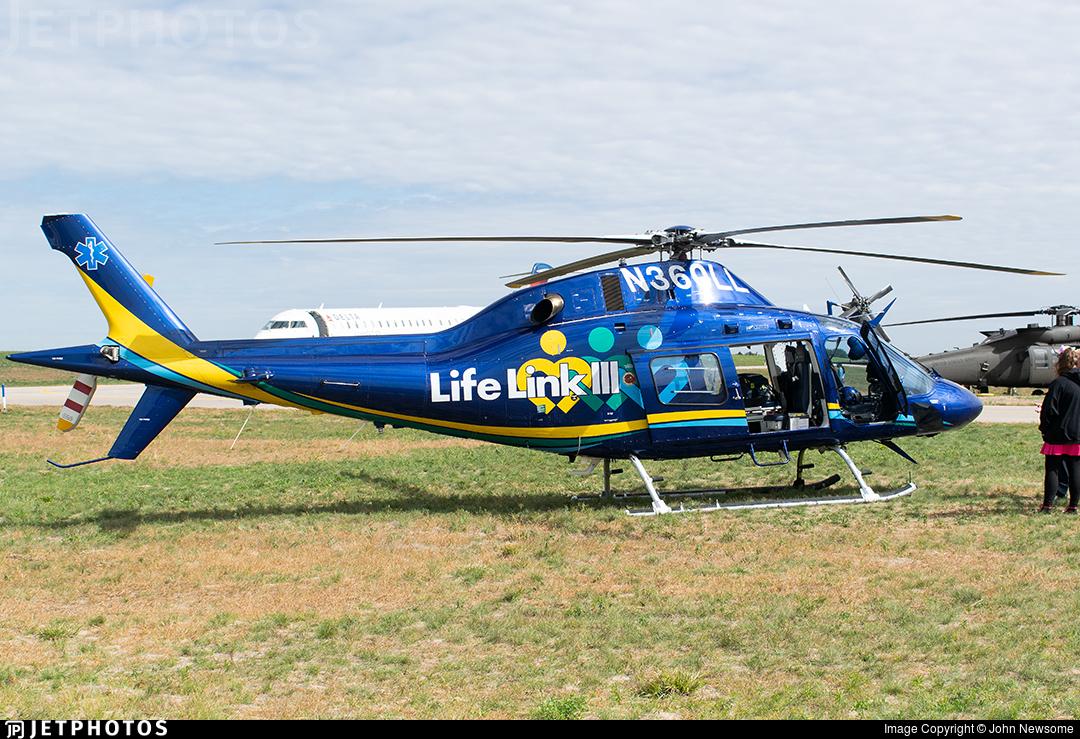 N360LL - Agusta-Westland AW-119 - LifeLink III