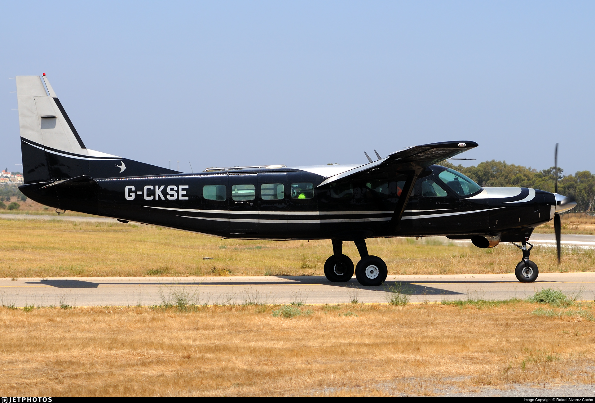 G-CKSE - Cessna 208B Grand Caravan - Wingglider Europe