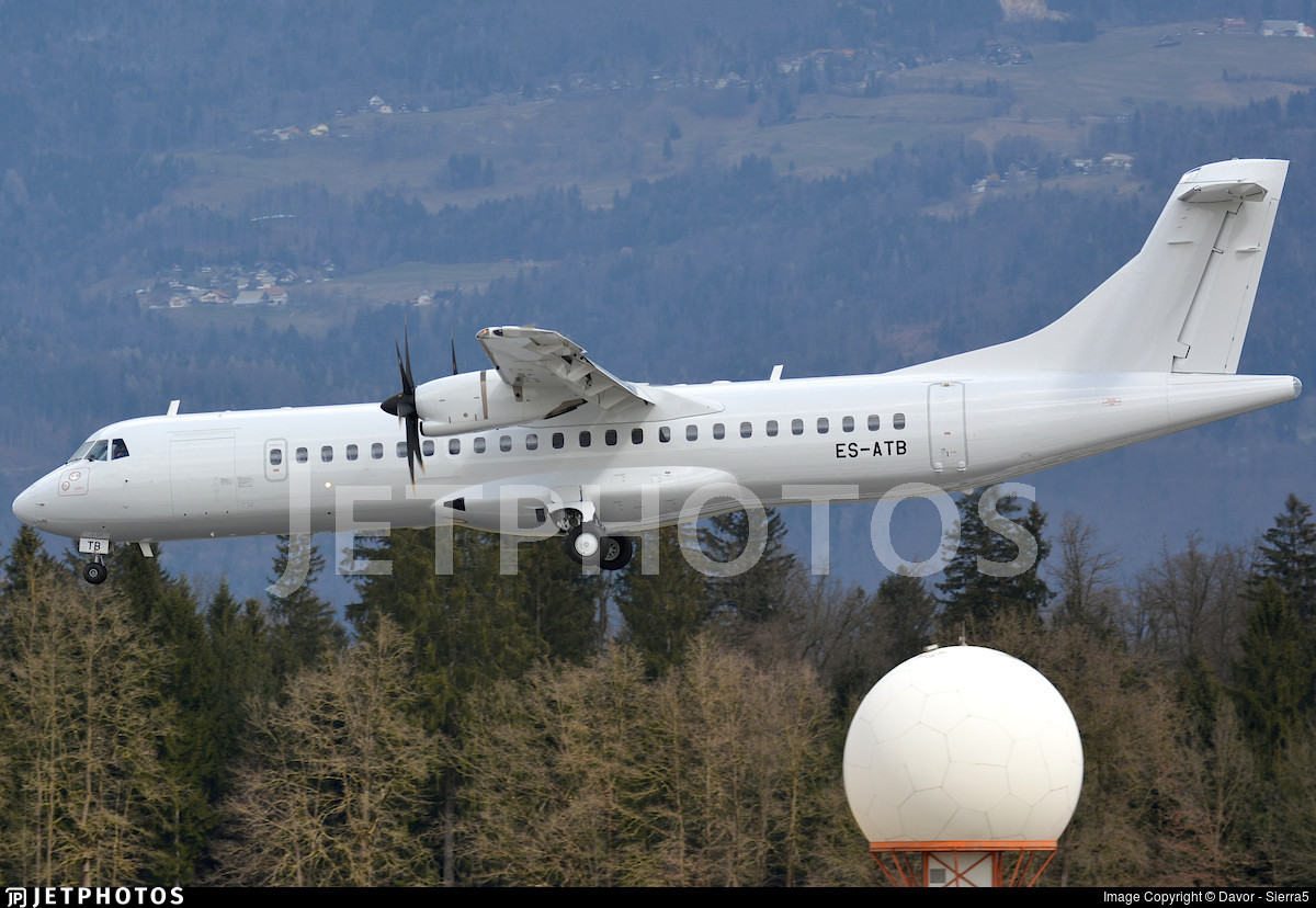 ES-ATB - ATR 72-212A(600) - Xfly