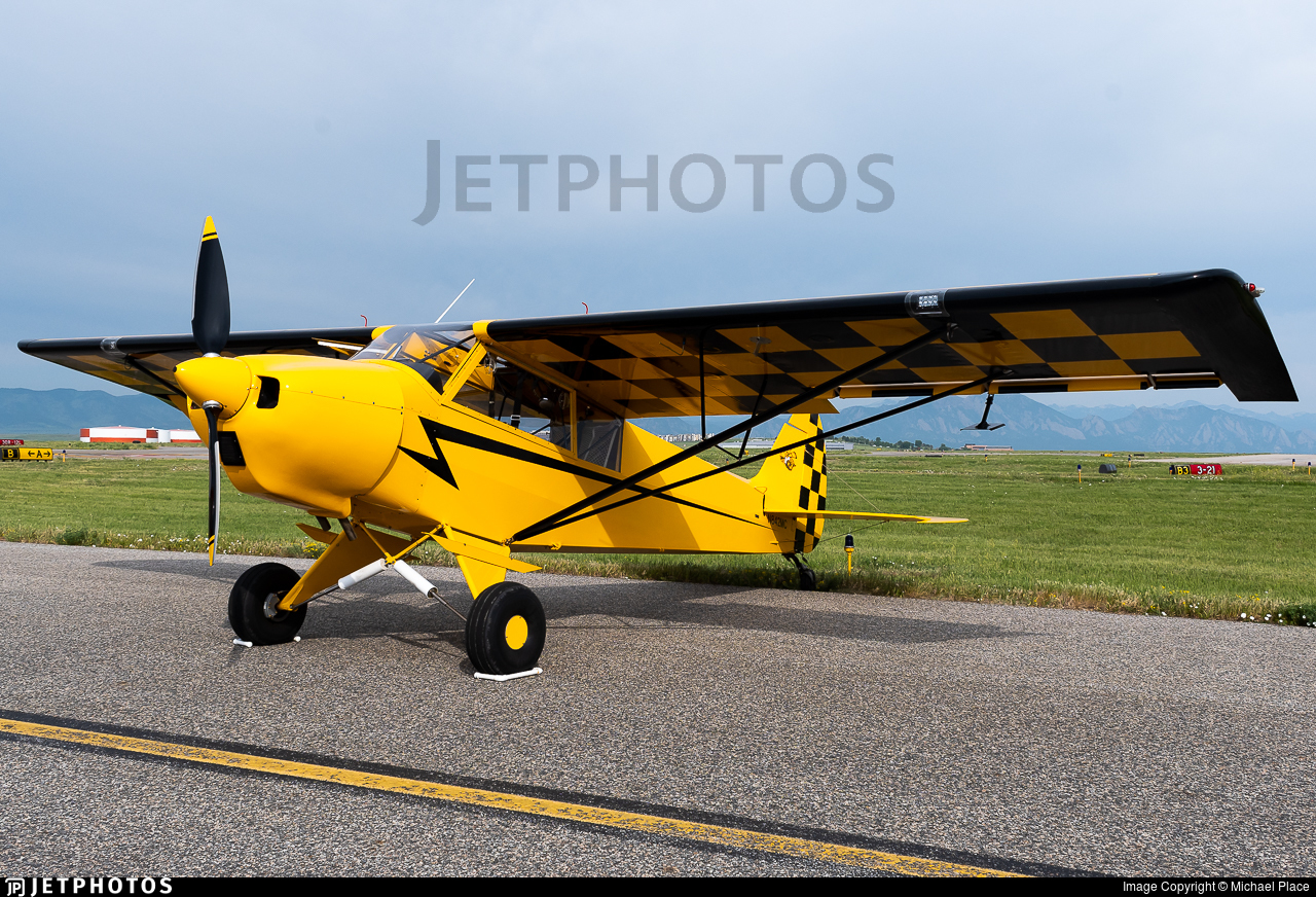 N842MC - Backcountry Super Cubs PA-18 - Private