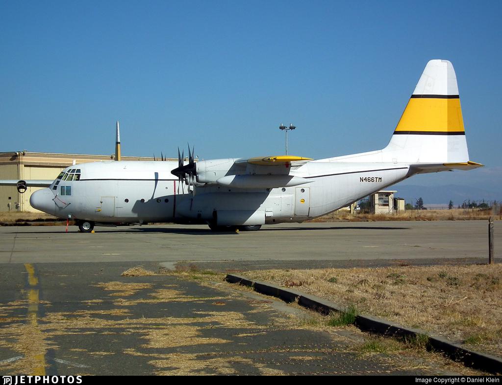 N466TM - Lockheed C-130A Hercules - TBM
