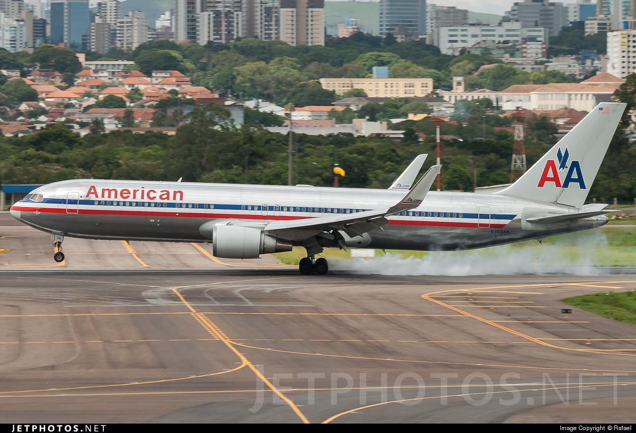 N360AA - Boeing 767-323(ER) - American Airlines