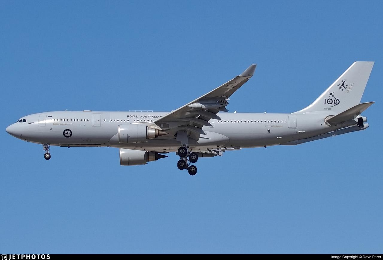 A39-004 - Airbus KC-30A - Australia - Royal Australian Air Force (RAAF)
