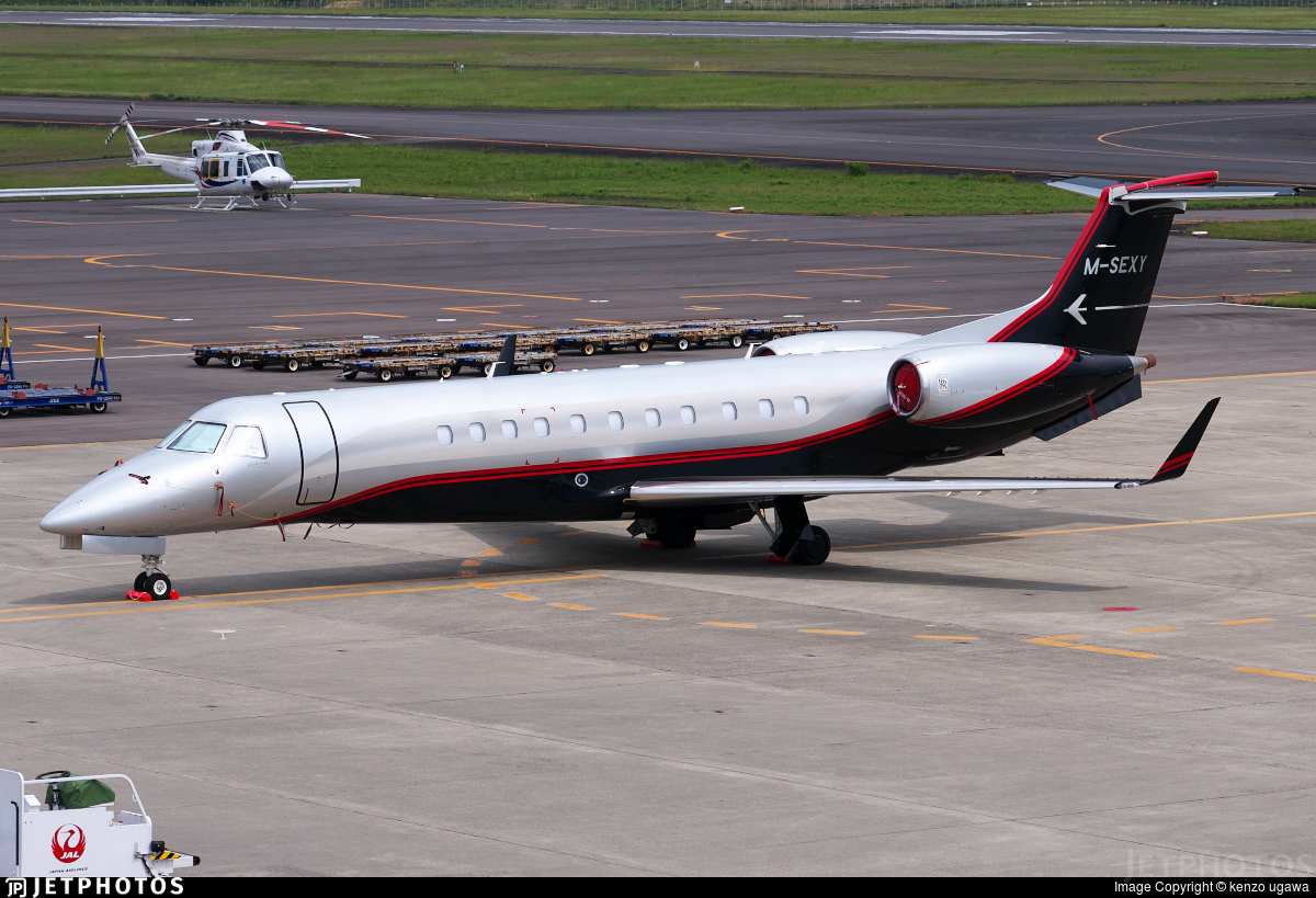M-SEXY - Embraer ERJ-135BJ Legacy 650 - Private