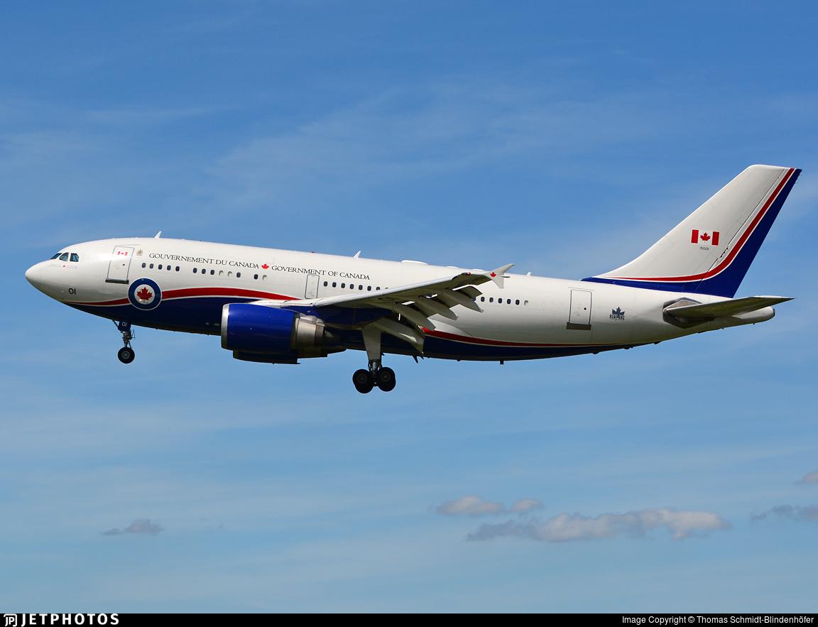 15001 - Airbus CC-150 Polaris - Canada - Royal Air Force