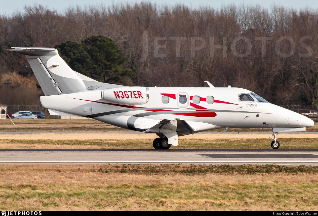 N367ER - Embraer 500 Phenom 100 - Private