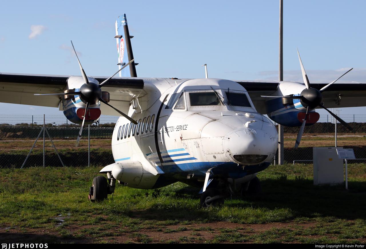HA-LAF - Let L-410UVP-E9 Turbolet - Hungarian Airport Administration (LRI)