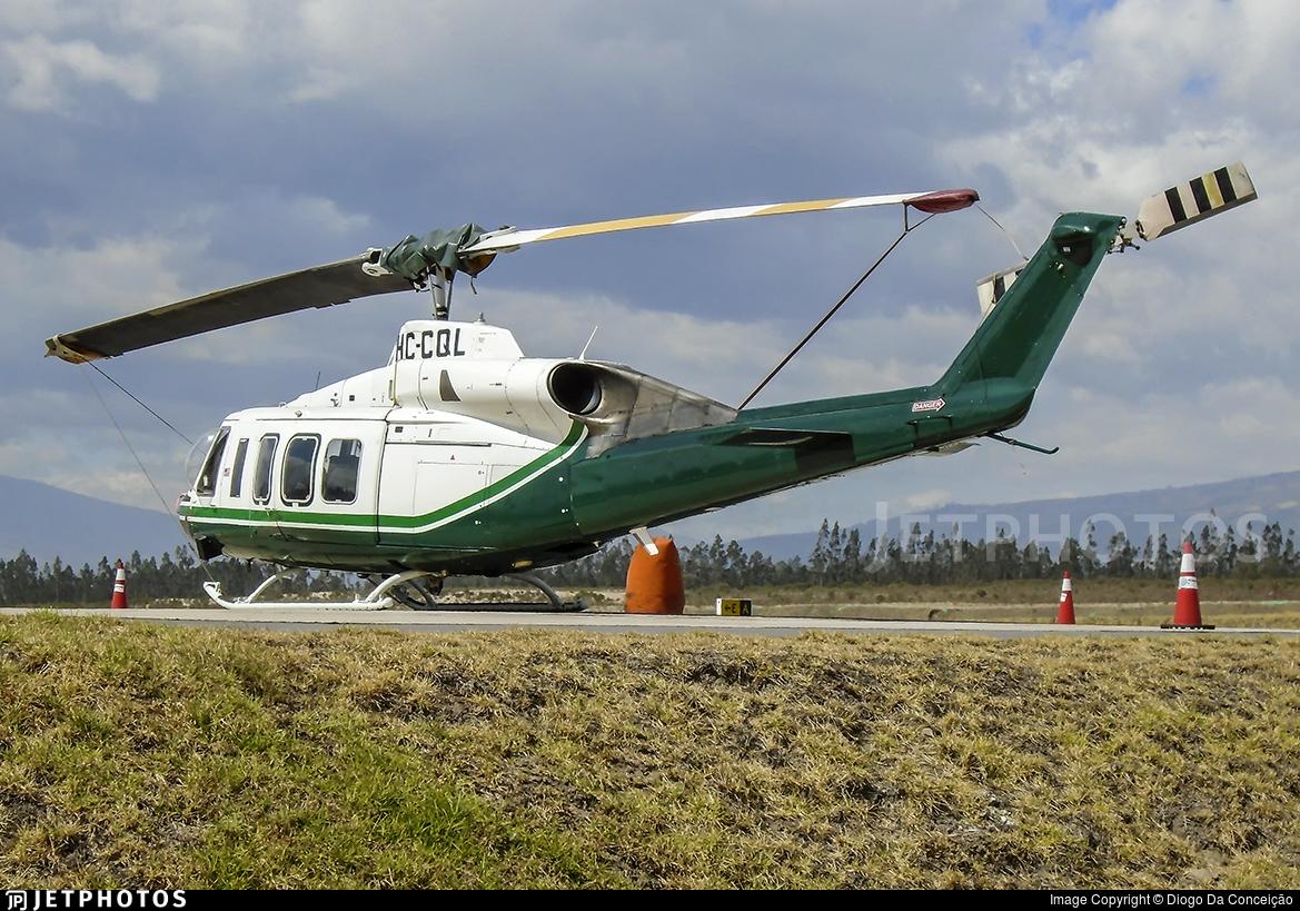 HC-CQL - Bell 214ST - Private