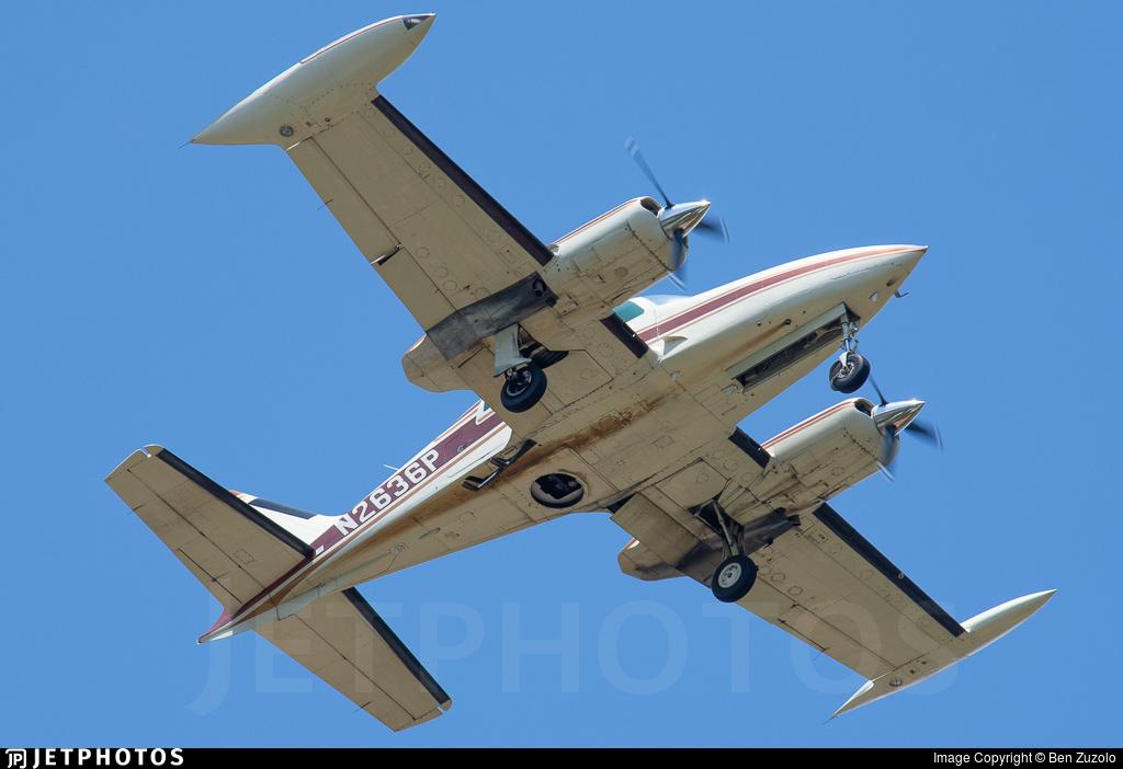 N2636P - Cessna 310R - Private