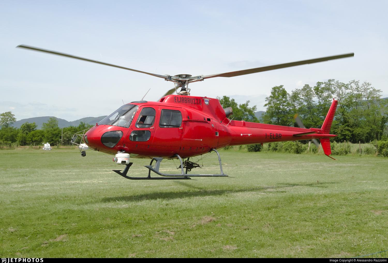 I-ELBR - Aérospatiale AS 350B2 Ecureuil - Eliabruzzo