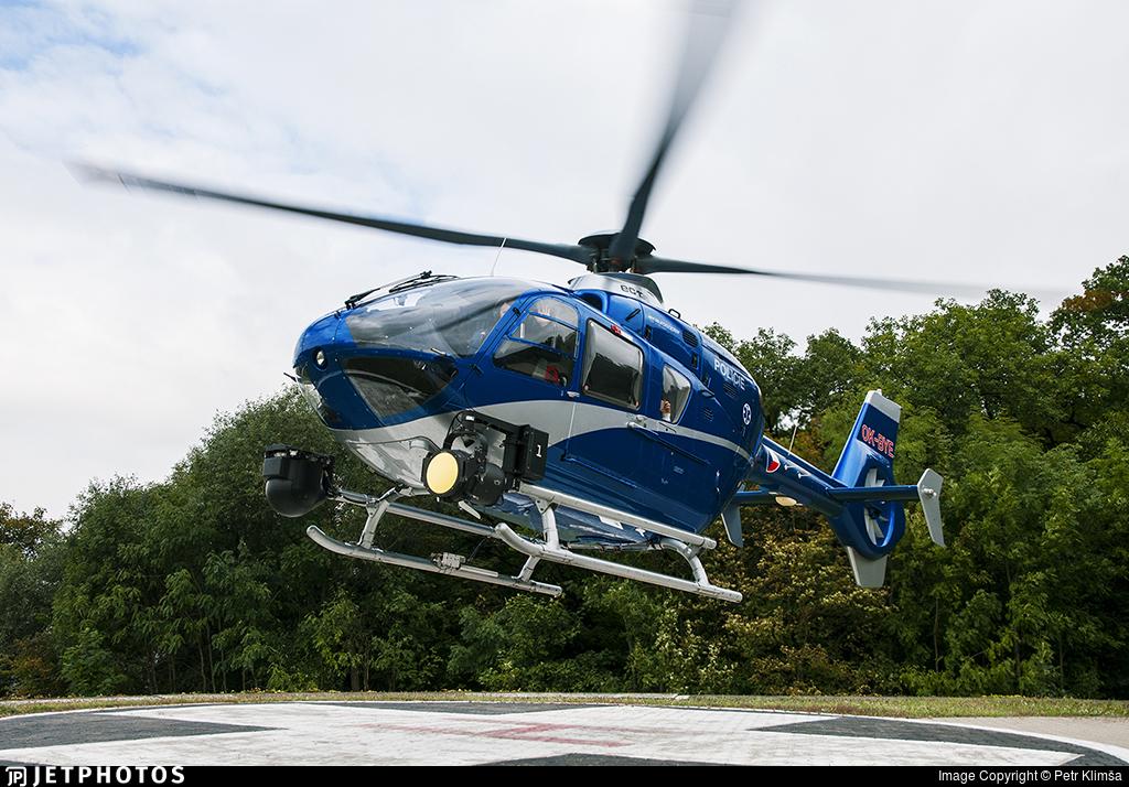 OK-BYE - Eurocopter EC 135T2+ - Czech Republic - Police