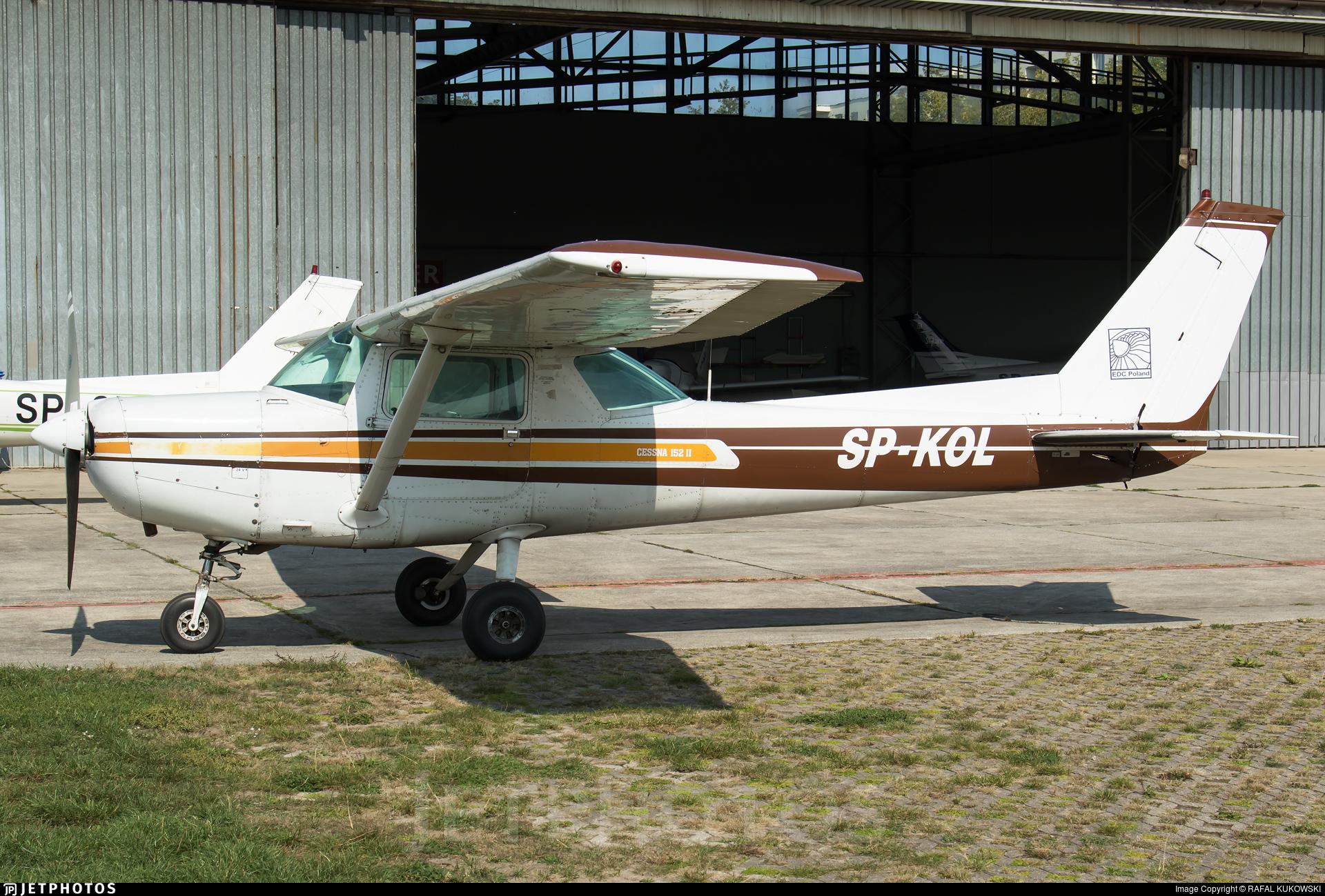SP-KOL - Cessna 152 II - Private