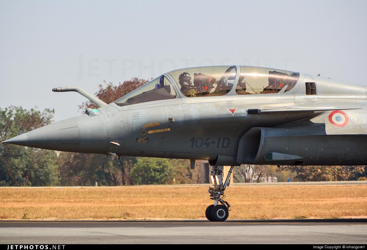 329 - Dassault Rafale B - France - Air Force