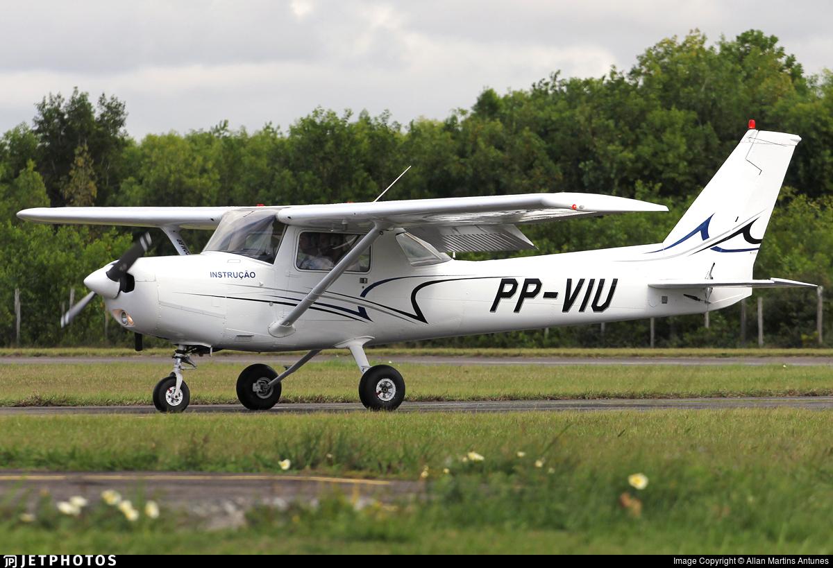 PP-VIU - Cessna 152 - Aeroclube do Espírito Santo