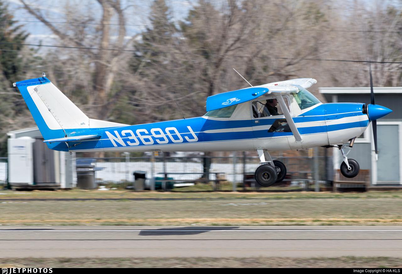 N3690J - Cessna 150G - Private