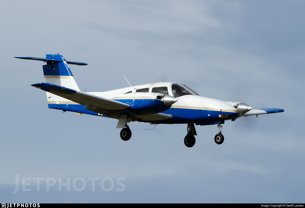 N446PA - Piper PA-44-180 Seminole - Epic Aviation