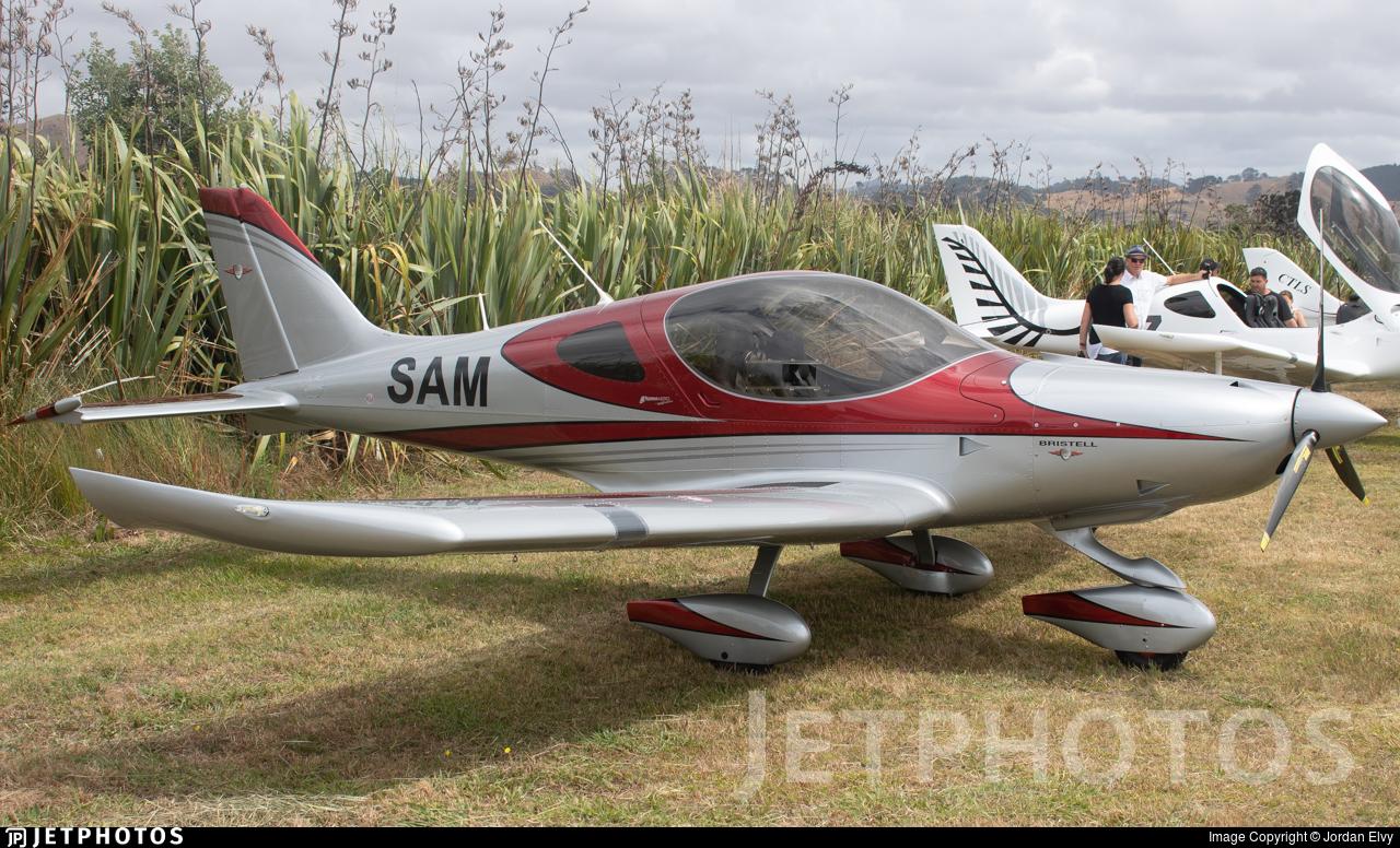 ZK-SAM - BRM Aero Bristell - Private