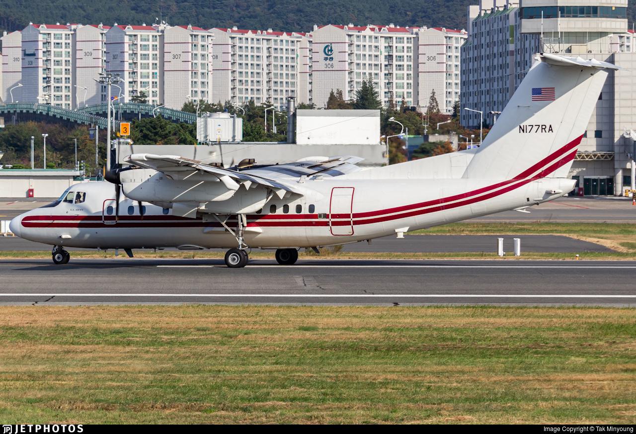N177RA - De Havilland Canada DHC-7-102 Dash 7 - United States - US Army