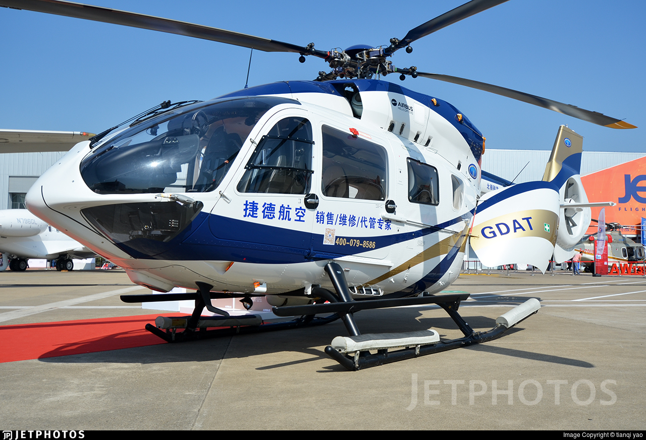 N145GD - Airbus Helicopters H145 - General Dynamic Aero Tech