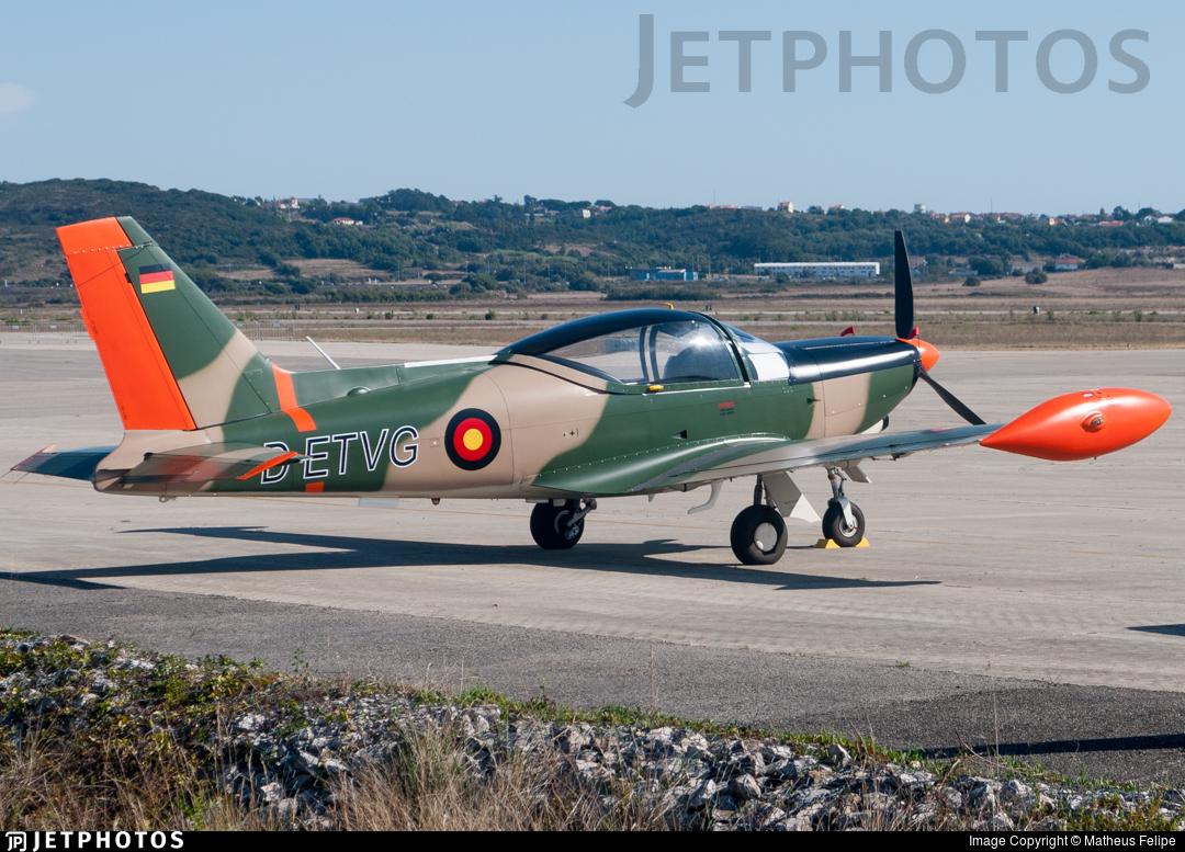 D-ETVG - SIAI-Marchetti SF260 - Private