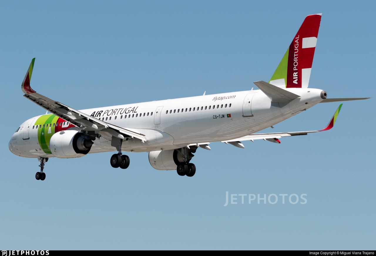 CS-TJM - Airbus A321-251N - TAP Air Portugal