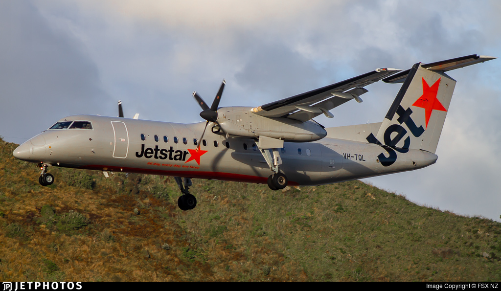 VH-TQL | Bombardier Dash 8-Q315 | Jetstar Airways (Eastern