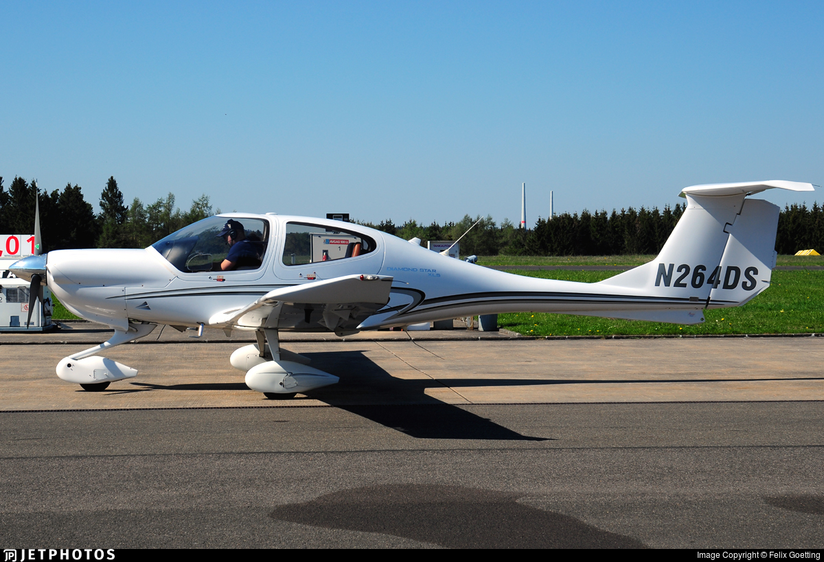 N264DS - Diamond DA-40 Diamond Star XLS - Private
