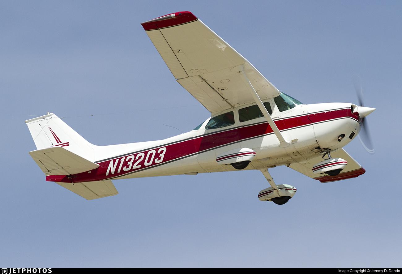 N13203 - Cessna 172M Skyhawk - Private