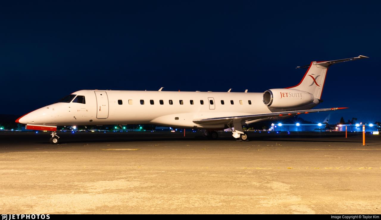 N262JX - Embraer ERJ-135LR - JetSuiteX