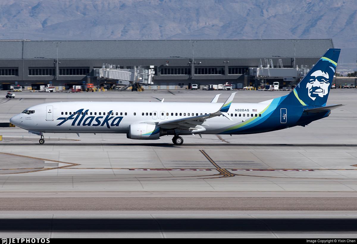 N320AS - Boeing 737-990 - Alaska Airlines