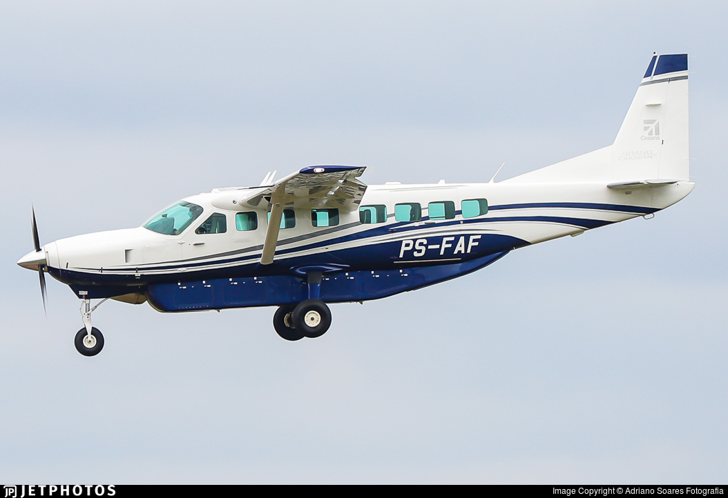 PS-FAF - Cessna 208B Grand Caravan EX - Private