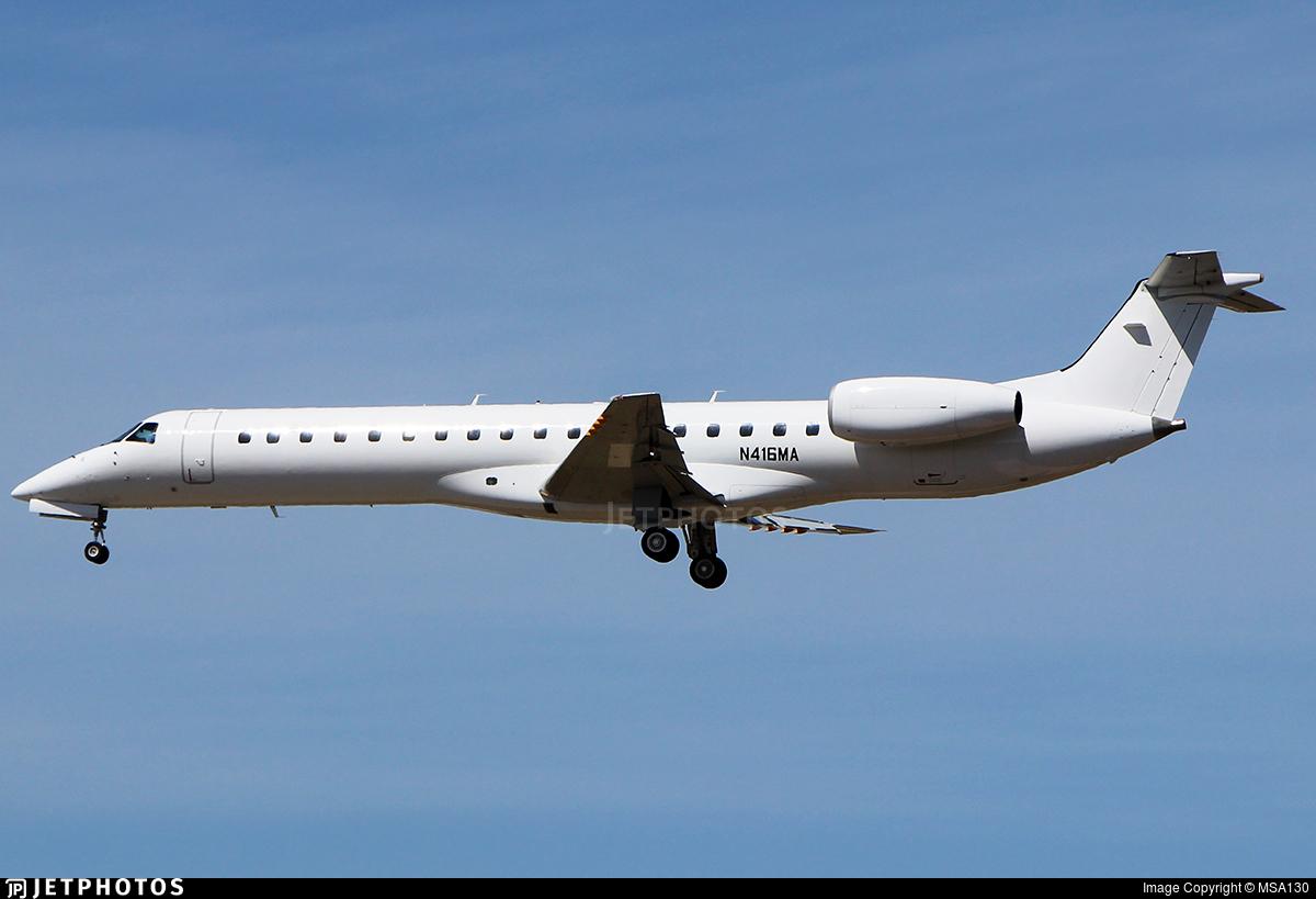 N416MA - Embraer ERJ-145LR - Untitled