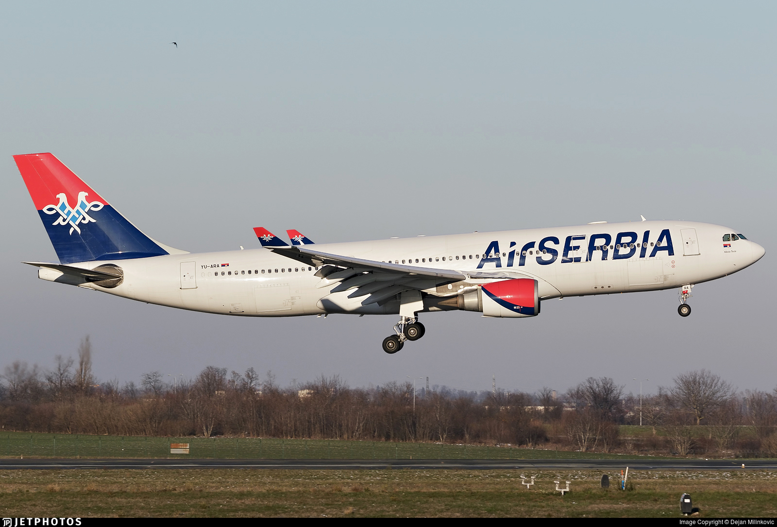 Avionske Karte Air Serbia.Airserbia