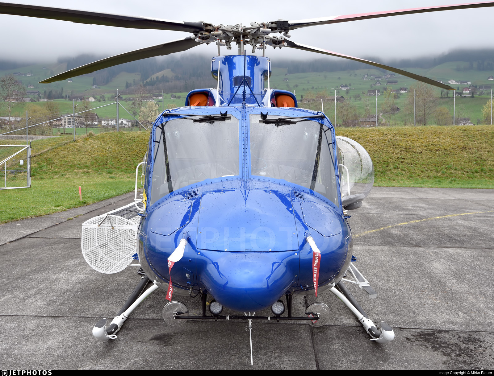 OE-XHT - Agusta-Bell AB-412 - Private