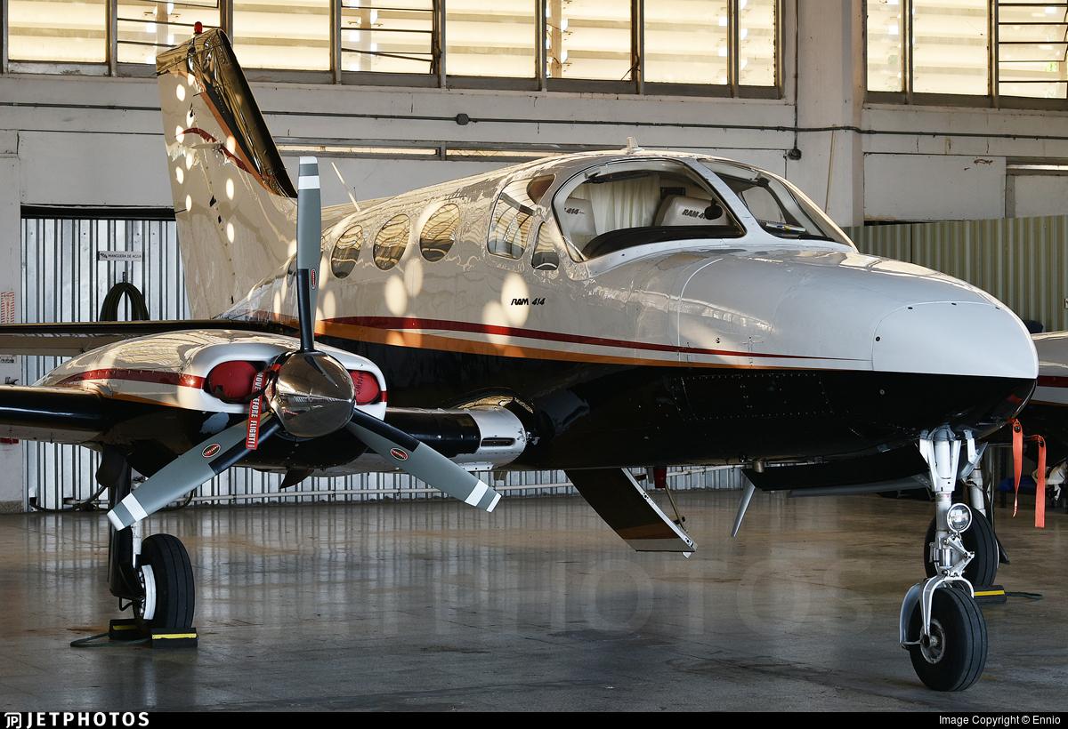 HR-AXX - Cessna 414A Chancellor - Private
