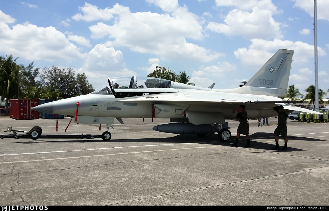 15-002 - Korean Aerospace Industries FA-50 - Philippines - Air Force