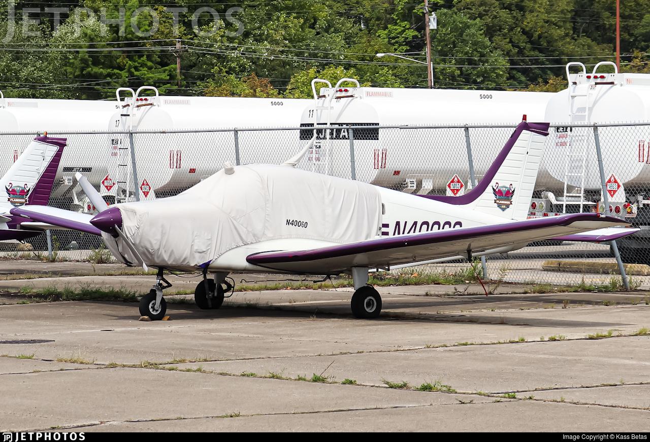 N40060 - Piper PA-28-161 Warrior II - Private