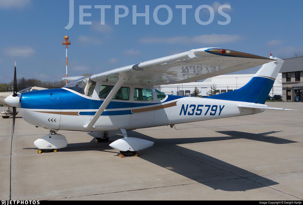 N3579Y - Cessna 182F Skylane - Private