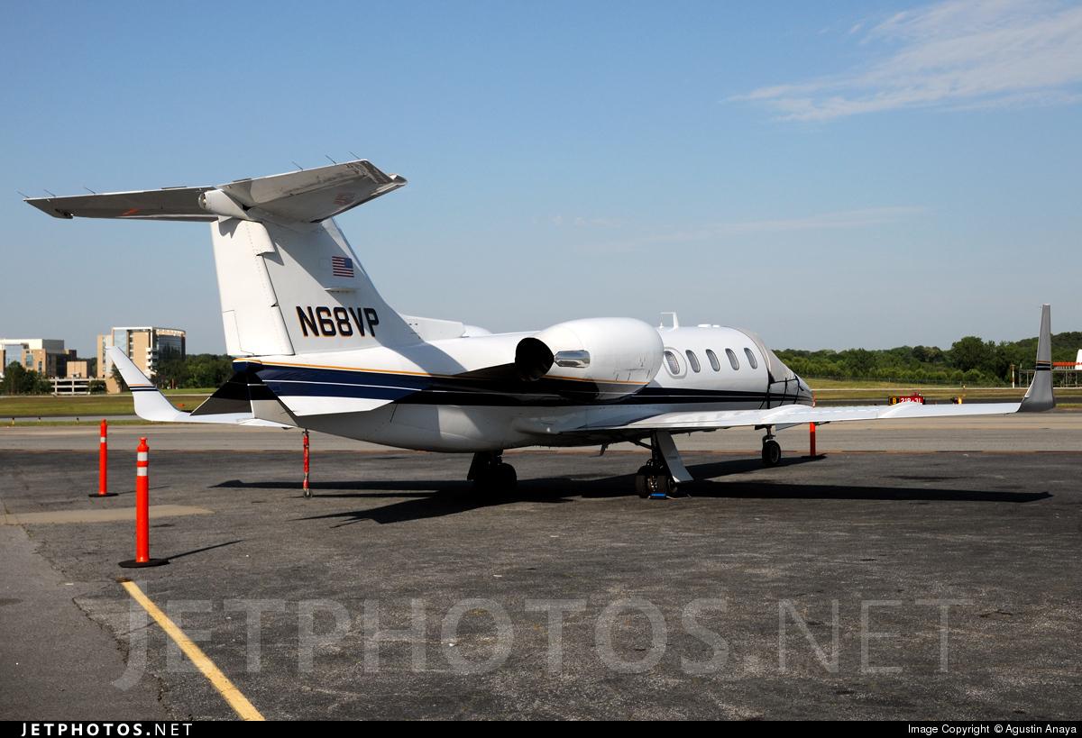 N68VP - Bombardier Learjet 31A - Private