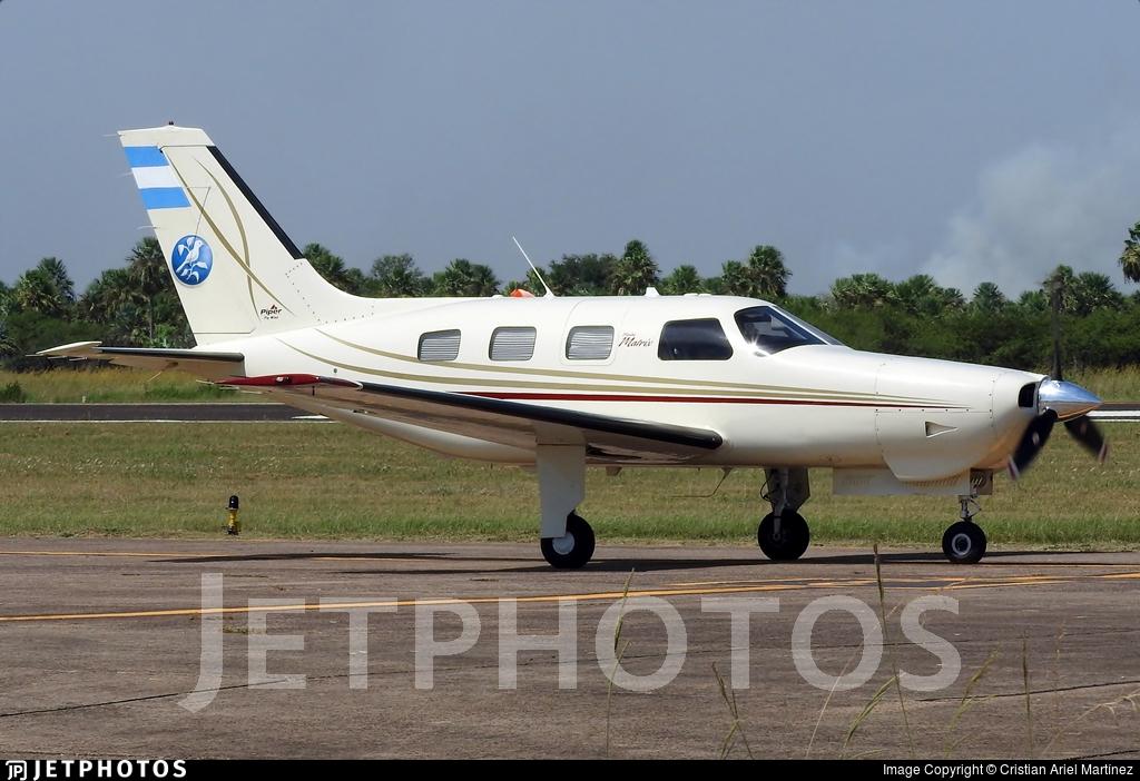 LV-CCK - Piper PA-46R-350T Matrix - Private