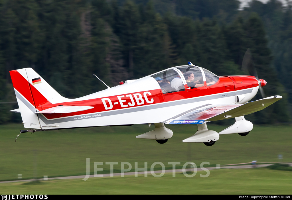 D-EJBC - Robin DR300/180R - Private