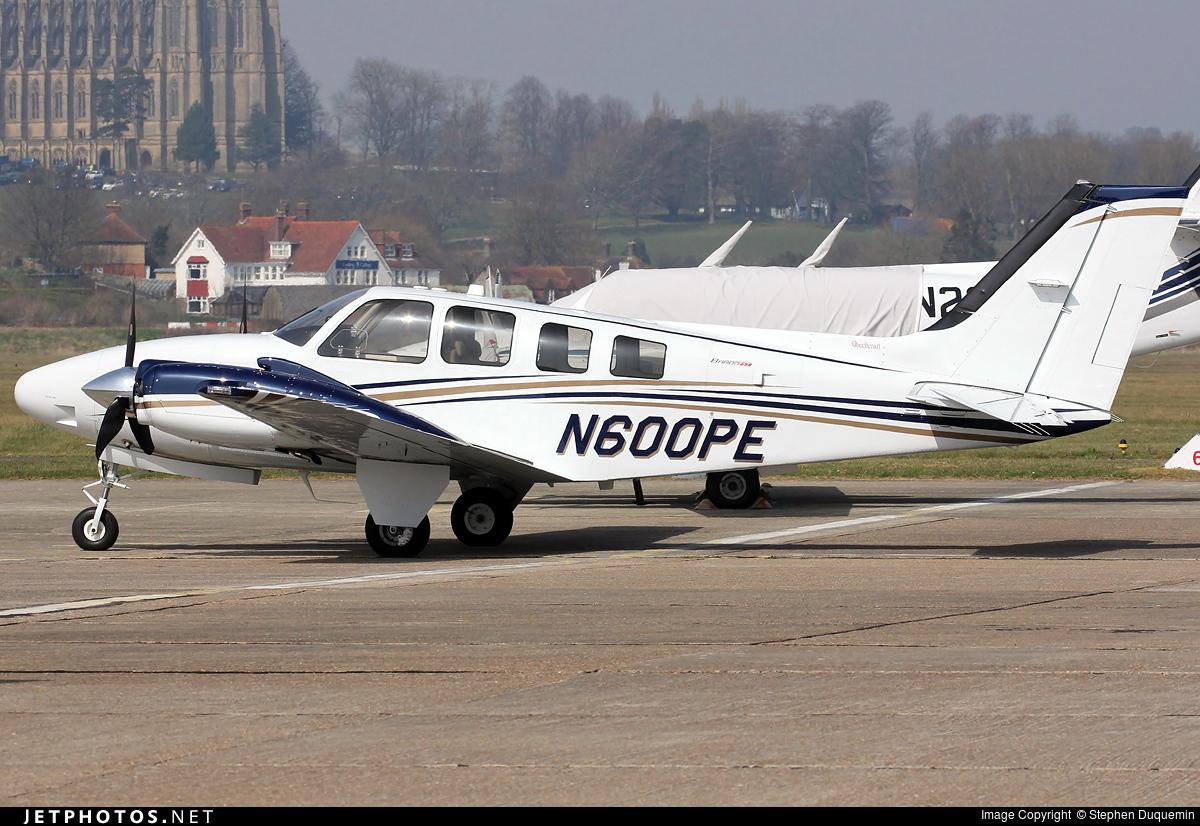 N600PE - Beechcraft G58 Baron - Private