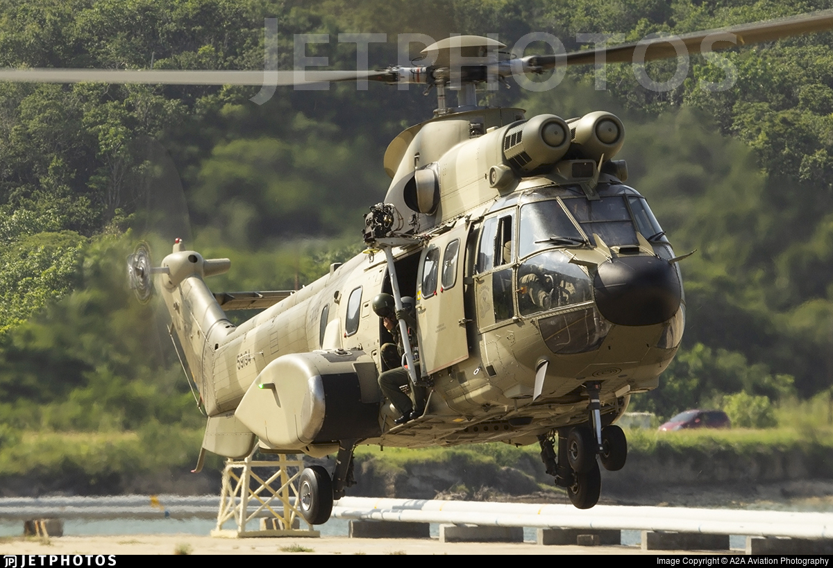 59194 - Eurocopter AS 532UL Cougar - Venezuela - Air Force