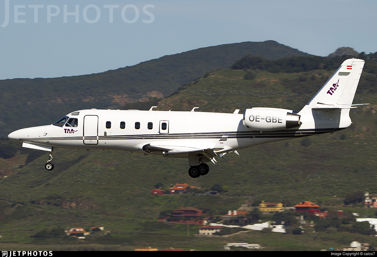 OE-GBE - Gulfstream G100 - Tyrol Air Ambulance